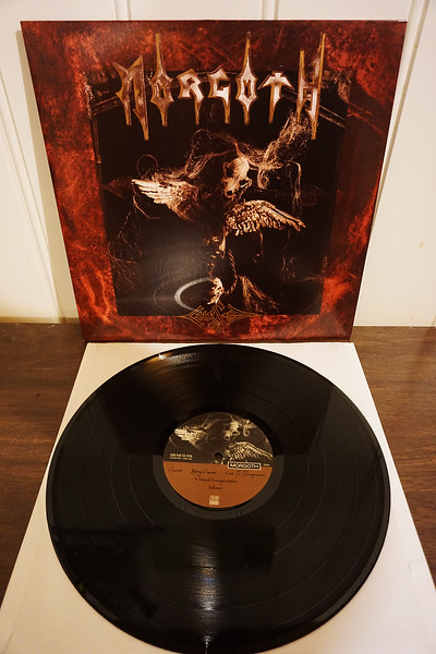 Morgoth: Cursed, Black Vinyl (Reissue)