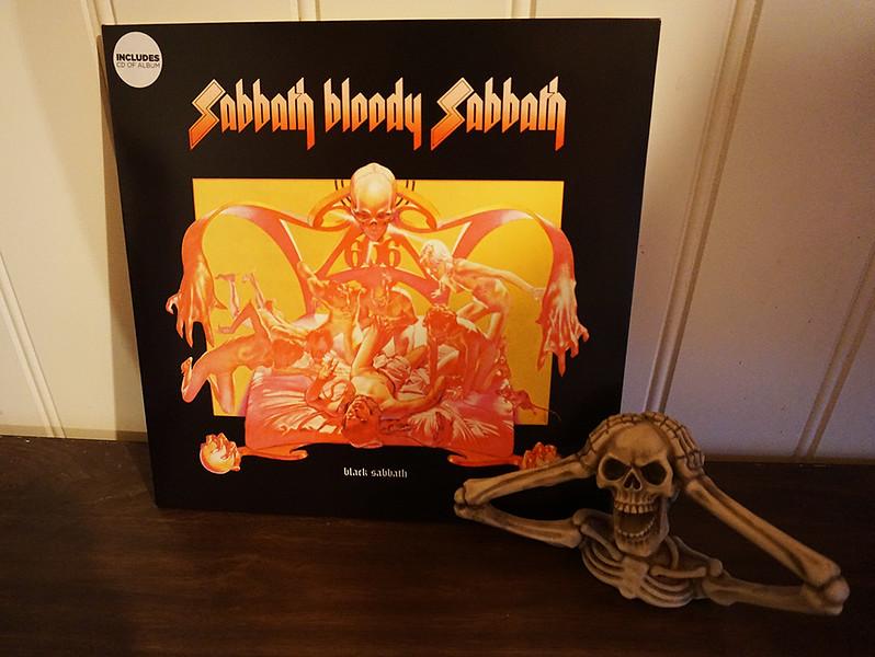 Black Sabbath: Sabbath Bloody Sabbath, Gatefold Black Vinyl