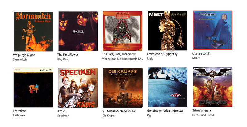 Latest 10 From iTunes