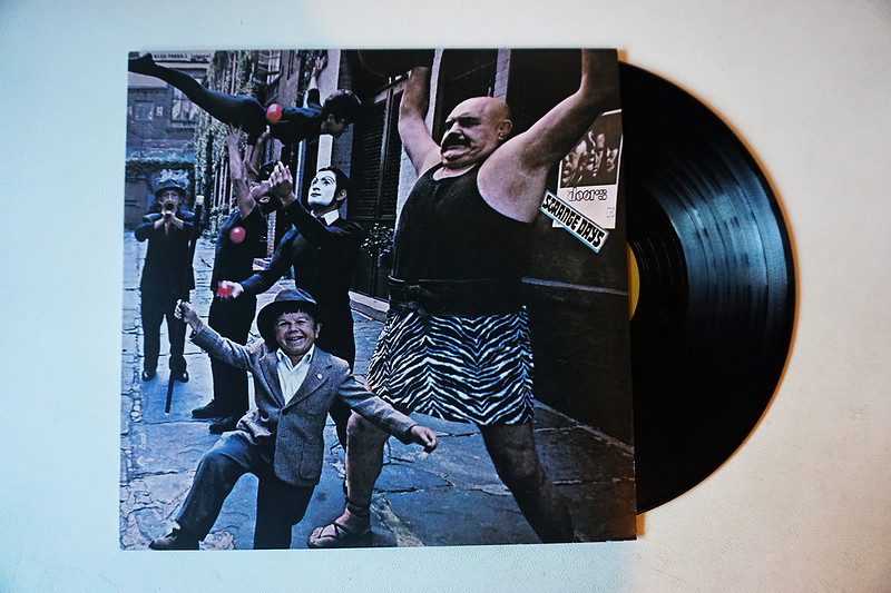 The Doors: Strange Days, Black Vinyl
