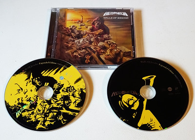 Helloween: Walls of Jericho, Expanded Edition, 2 CDs