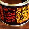 Trying a new coffee I got from  Darkkitten, an Indian variant :)