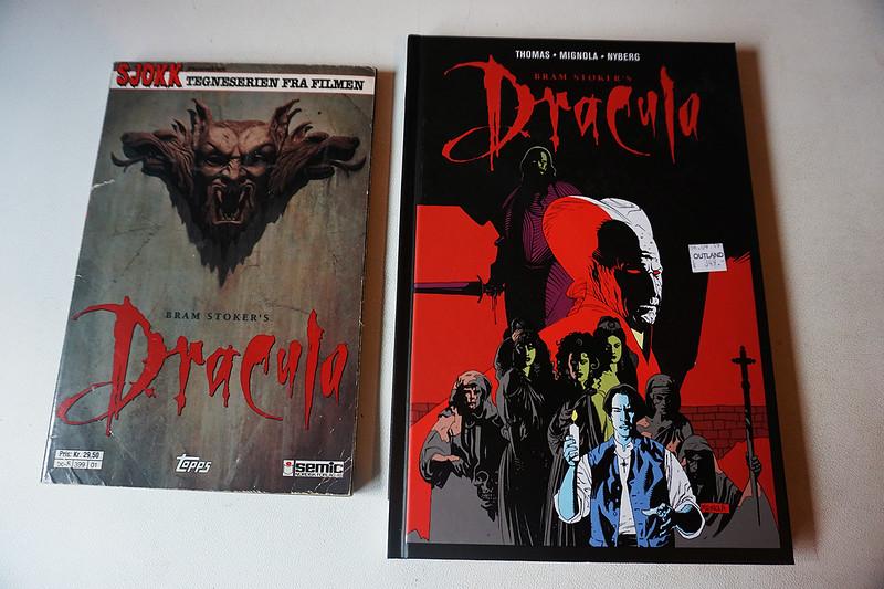 Bram Stoker's Dracula Graphic Novel
