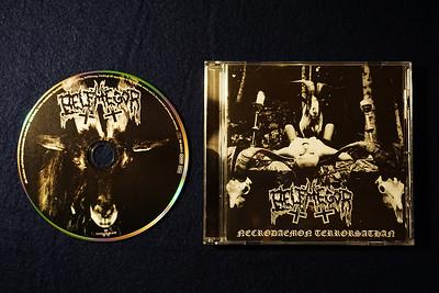 Belphegor: Necrodaemon Terrorsathan, reissue CD