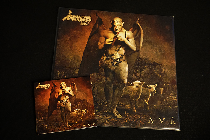 Venom Inc: Avé, Black Vinyl & CD