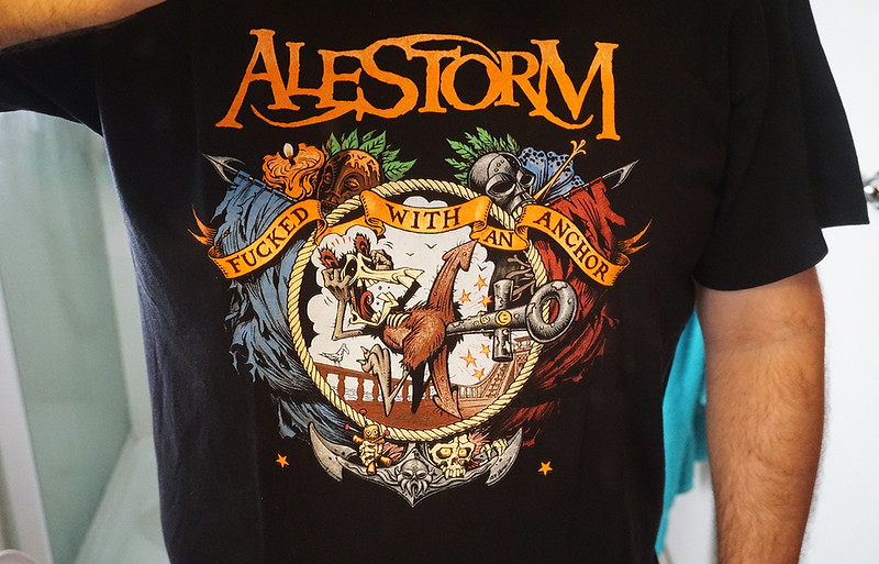 Alestorm - Fucked with an Anchor