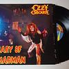 Ozzy Osbourne: Diary of a Madman, Black Vinyl