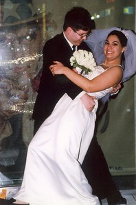 My wedding night, Times Square, NY  Back to NYC: http://ejb.smugmug.com/Street-Scenes/NYC-June-2011/17585152_gMRvvt#1339469712_fKmg7hm