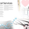 46165862 - medical services photo collage (with copy space)