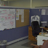 My old work cube at the Salem Keizer Public School District.