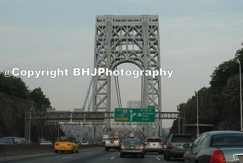 Homeward bound, New York City, 2007