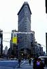 Flat-Iron Building, New York City