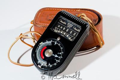 Grandpa's Weston Master Universal Exposure Meter