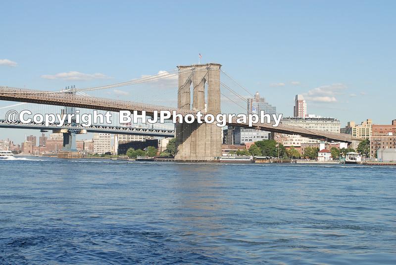 Brooklyn Bridge, NYC, NY, 2007