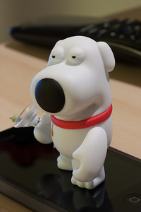 Brian Griffin - a family guy x kidrobot toy