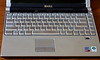 Dell XPS M1330 - Keyboard