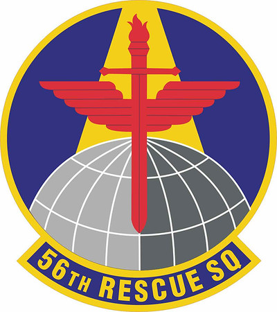 """56th Rescue Squadron """"The Jolly Green"""""""