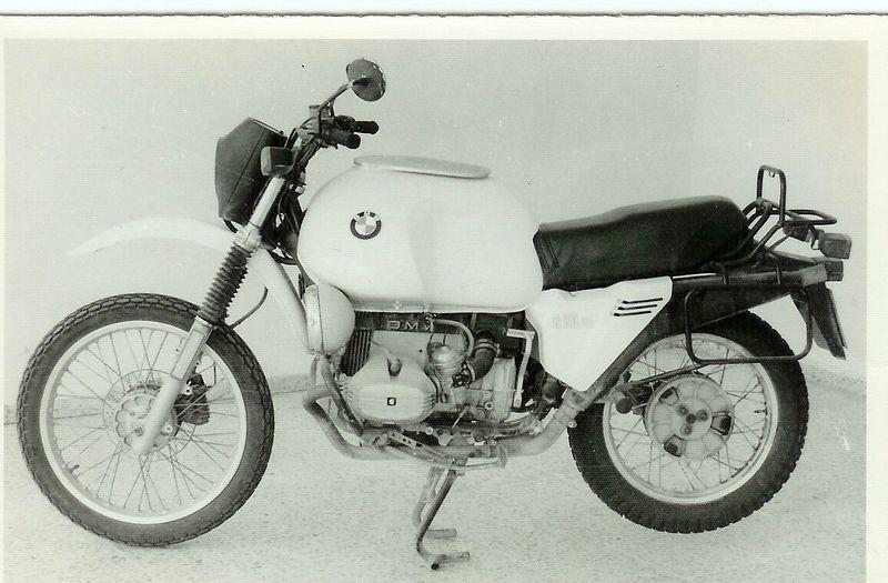 R80Gs circa 1981 Left