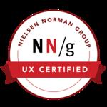 UX Certification Badge
