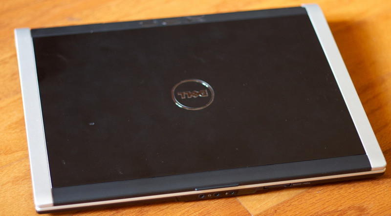 Dell XPS M1330 - Top