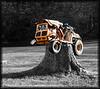Hick Lawn Ornament<br /> Higganum, CT