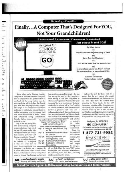 Go Computer