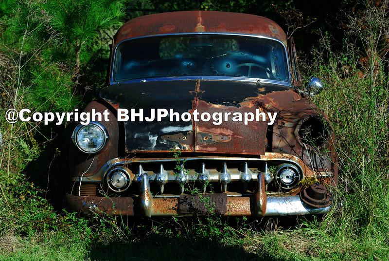 Rust in Peace, Junkyard, Spring, Texas, 2009