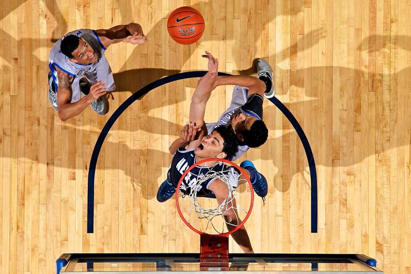 NCAA Basketball 2014 - Nevada at Air Force