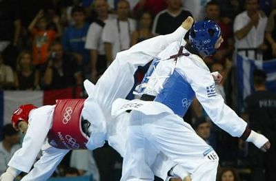 Korean gold2004 Olympic