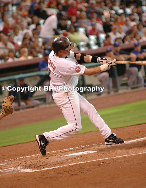 Baseball great, Craig Biggio, Houston Astros, Minute Maid Park, Houston, Texas