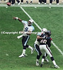 Steve McNair, Tennesse Titans, Houston, Texas