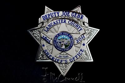 Lancaster County Anniversary Badge