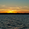 Barnegat Bay Sunset - New Jersey