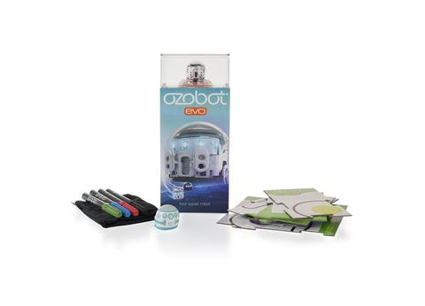 Learn to code with Ozobot Evo Starter Pack