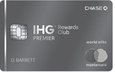 IHG Rewards Club Premier Card