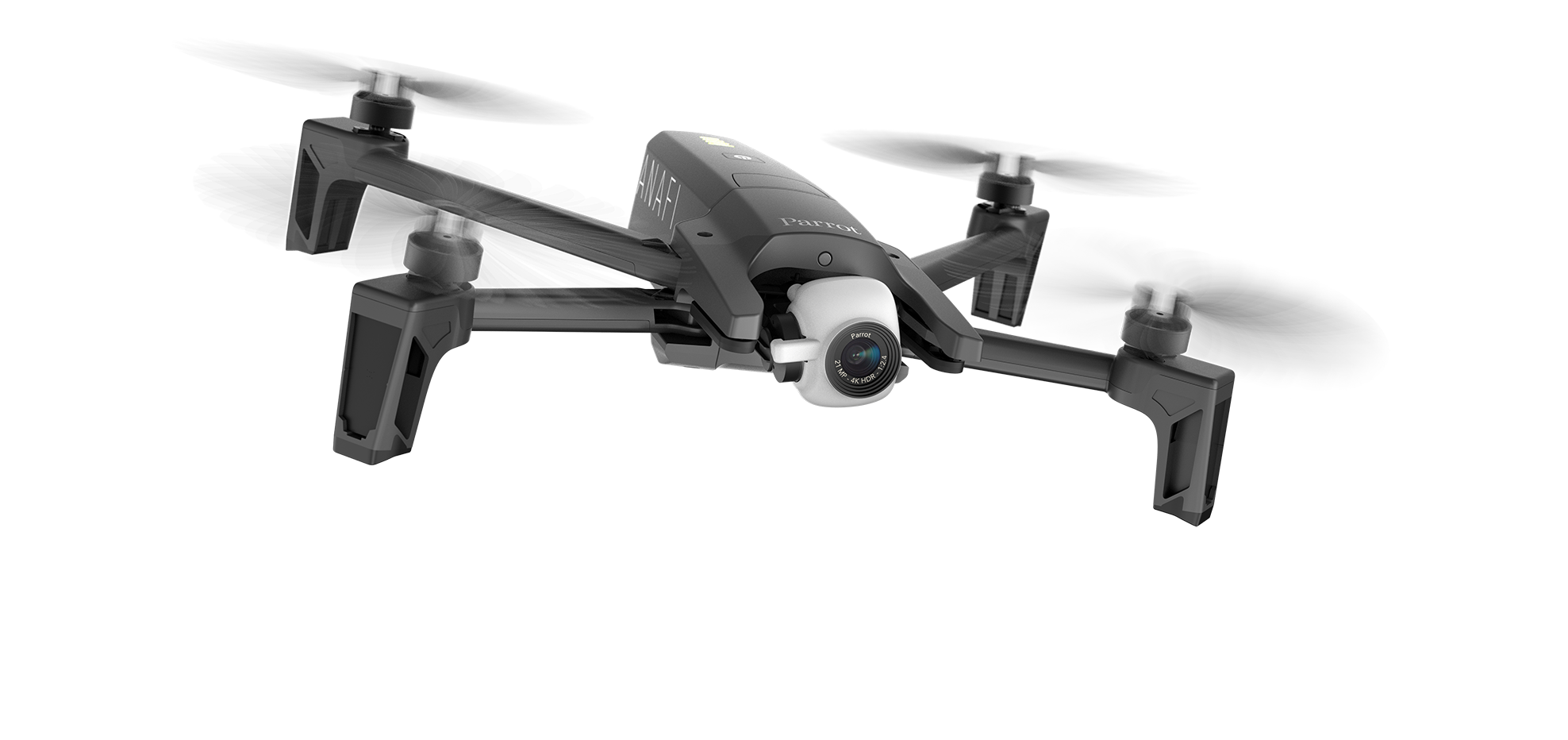 Parrot Anafi Drone Field Test Review