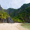 Exotic Wild Beach Scenery