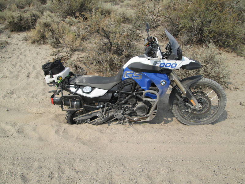 Kickstands are for wimps