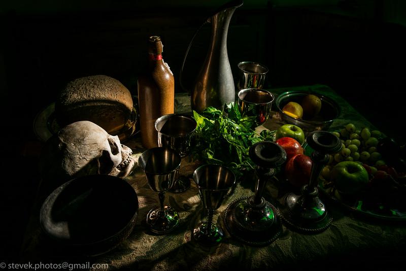 Vanitas - The Banquet