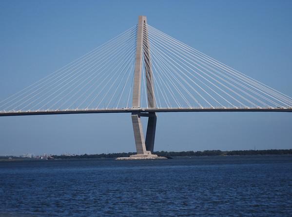 THE RAVENEL BRIDGE<br /> SOUTH CAROLINA