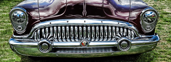Eyes of a Buick