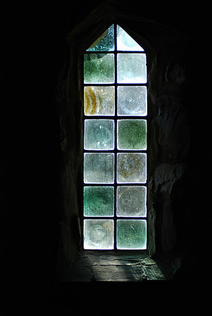 BEAUTIFUL CHAPEL WINDOW