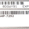 Dell Latitude D610 Service Tag