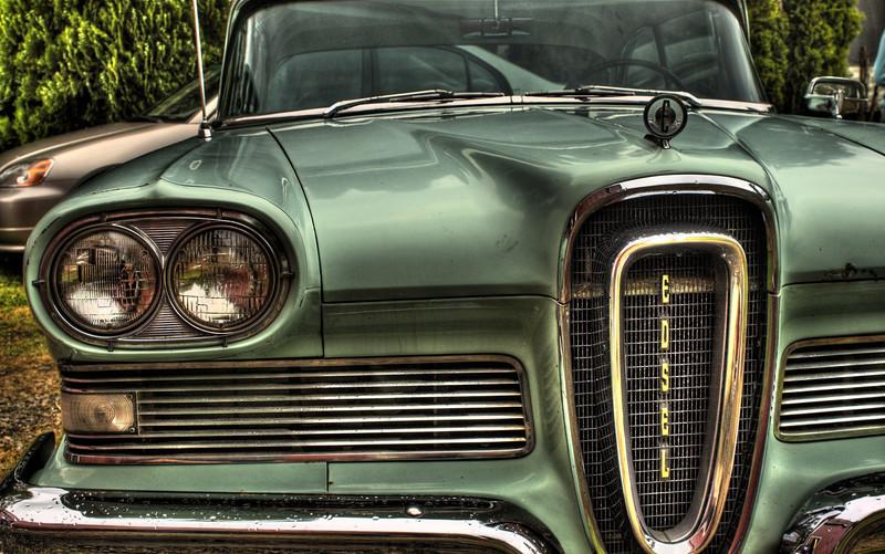 HDR Edsel Mac Wallpaper