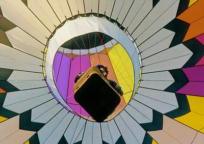 Baloon - Montgolfière