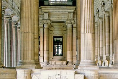 Brussels Justice Hall - Palais de Justice de Bruxelles