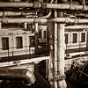 Expedition Day 11 - Engine Room Tour - Turbine Room; Heading South in the Barents Sea.<br /> 11 Jul 2014;
