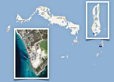Grand Princess Cruise Grand Turk, Turks and Caicos 18 December 2010