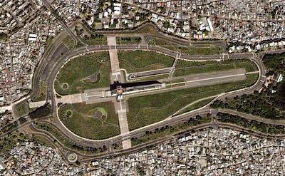 Grand Princess Cruise Google Maps Satellite Image of Faro a Colon, Santo Domingo -Dominican Republic 17 December 2010