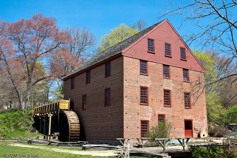 22 April 2007<br /> Colvin Run Mill - Virginia